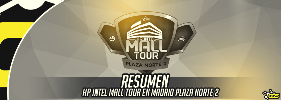 Resumen HP Intel Mall Tour Valencia